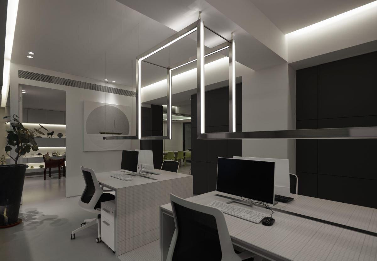 如何从整体把握上海办公空间设计的风水原则