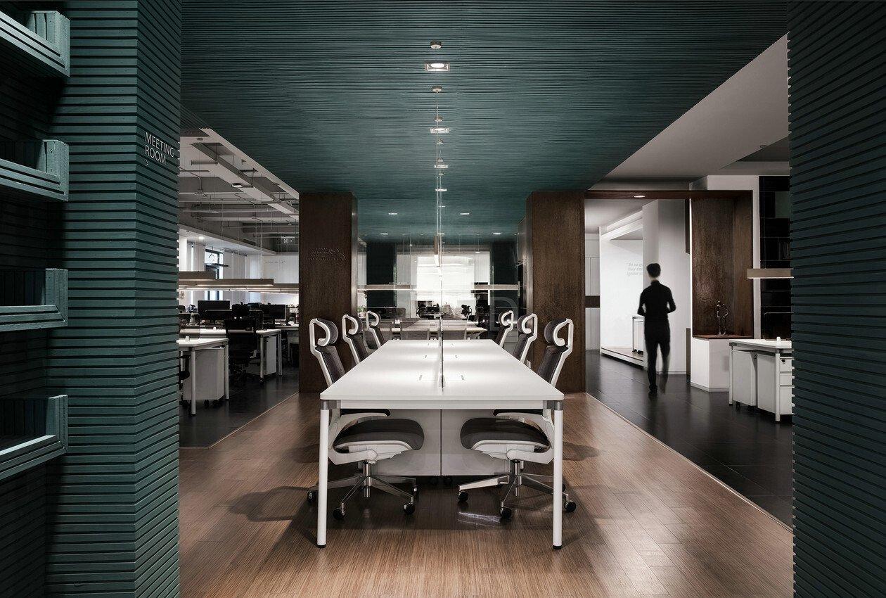 上海公司财务室办公室装修设计应注意什么