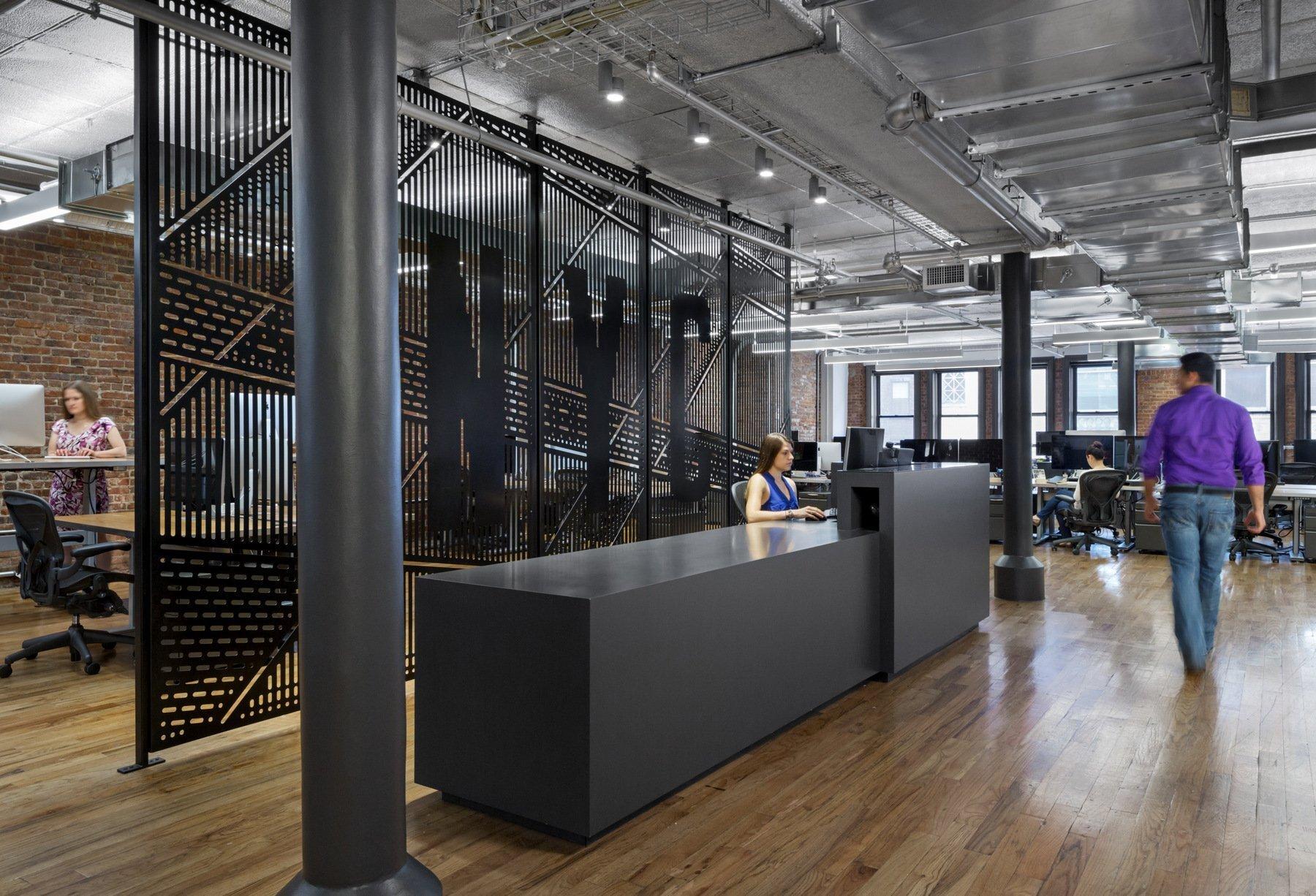 上海办公室装修墙体木饰面的施工方法
