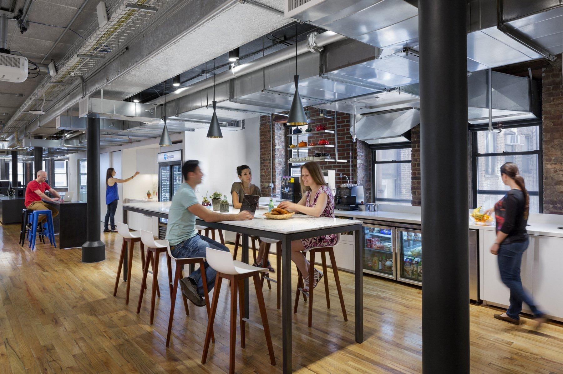 上海办公室装修中几种墙体饰面的对比