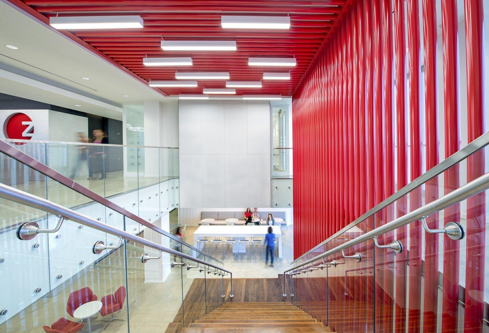 上海办公室装修吊顶设计的四大要素