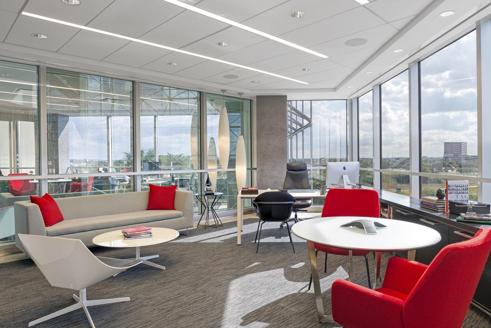 上海办公室装修风格如何与企业文化相一致
