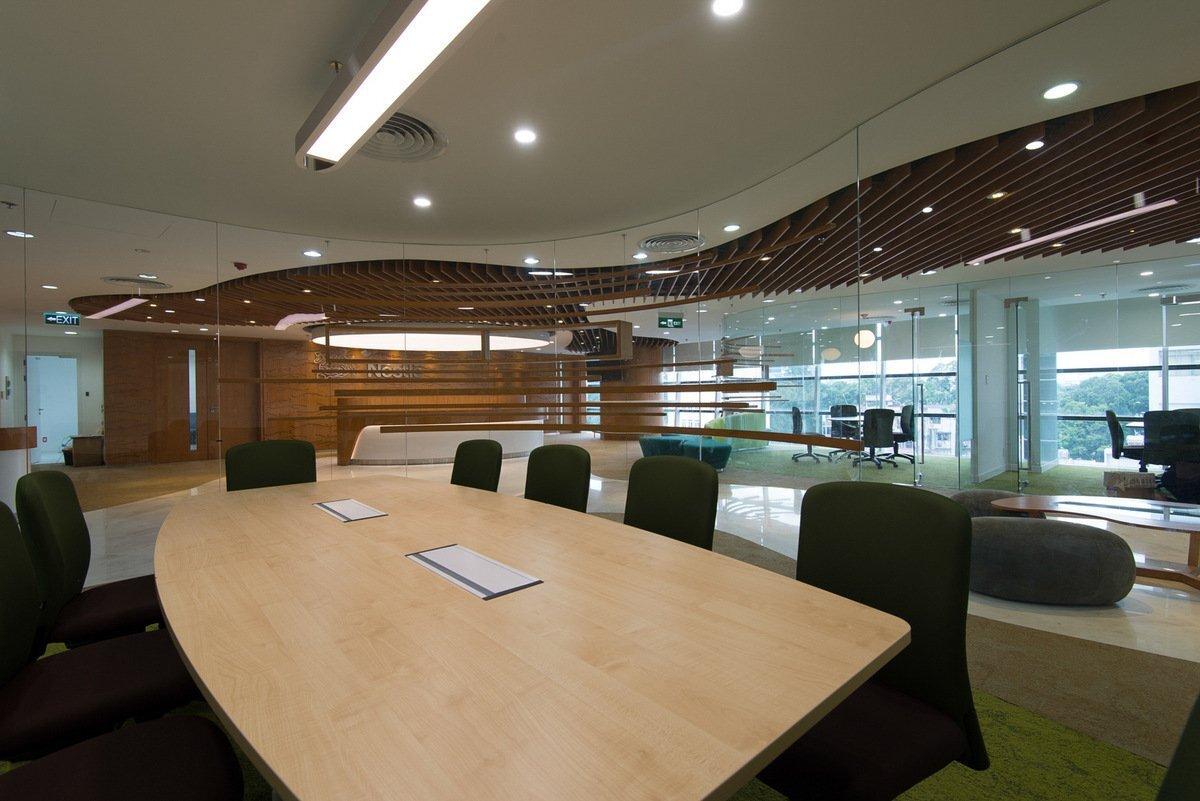 办公空间装修的新宠-工业风