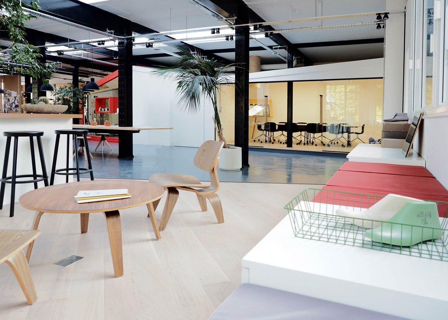 办公室装修中LOFT设计有哪些特点