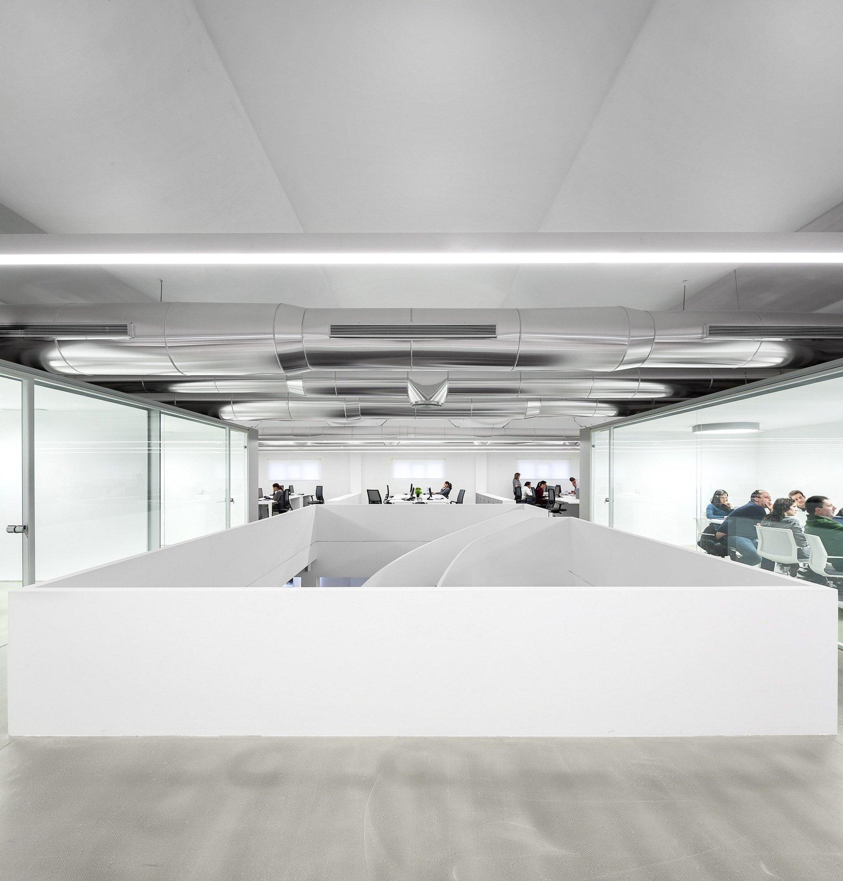 上海办公室装修设计的五大技巧