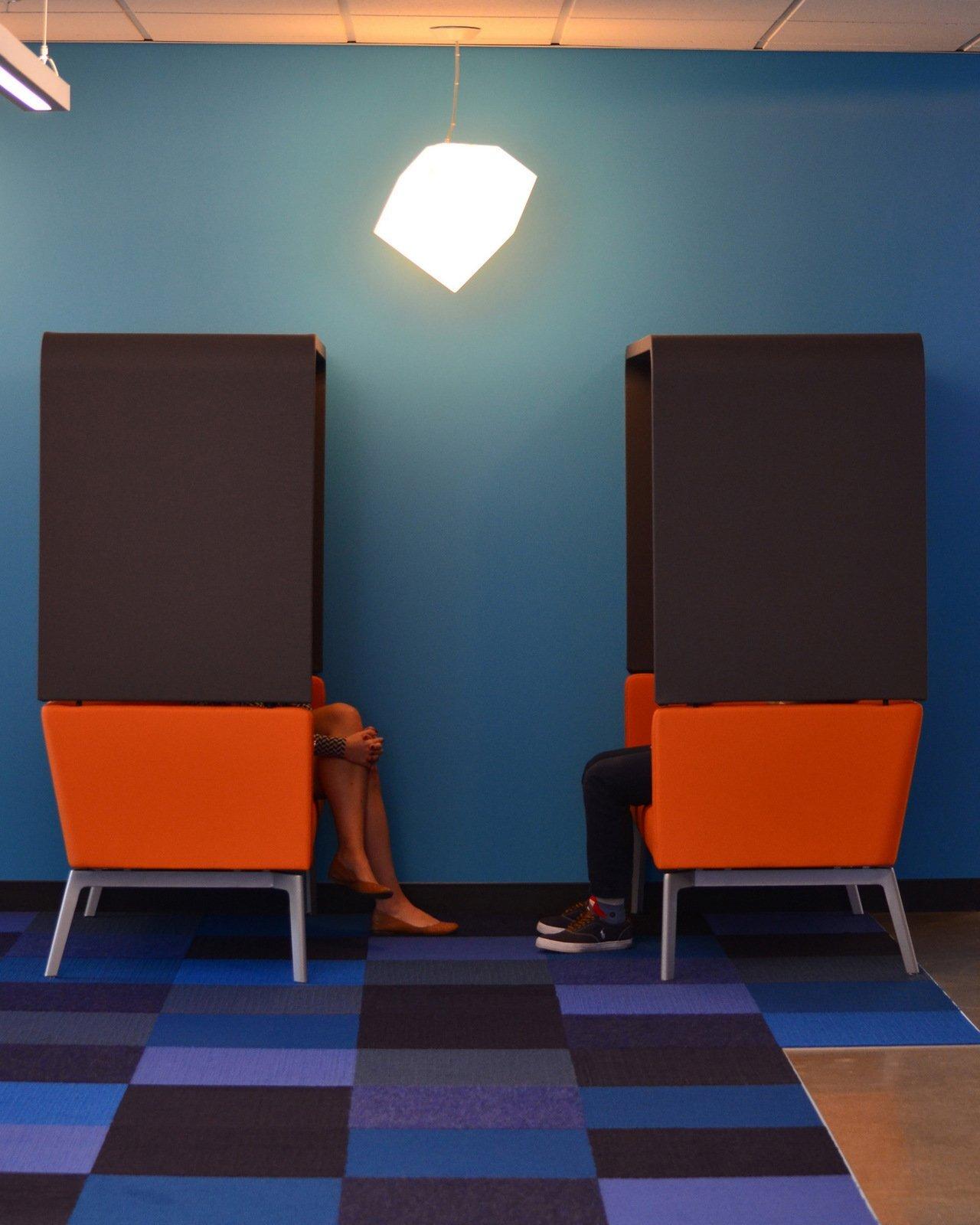 办公室装修合理灯光布局