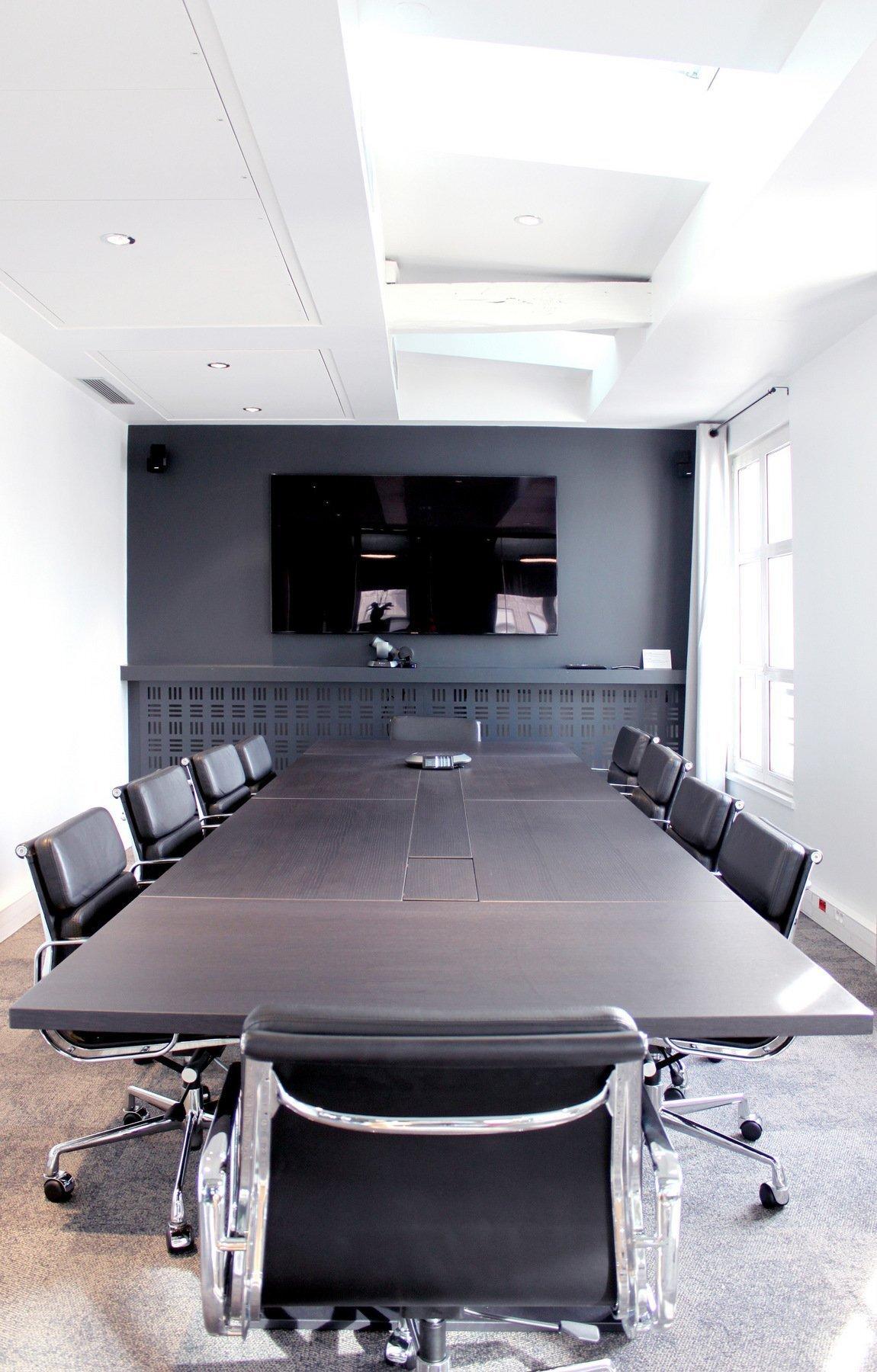 办公室装修商务型设计怎么样