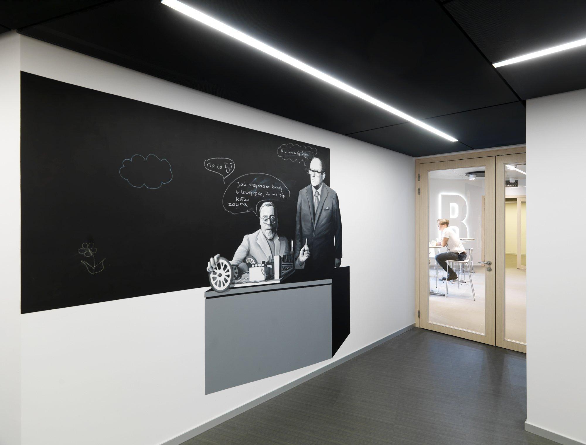 现代上海办公室装修的主要功能区域及风格特征
