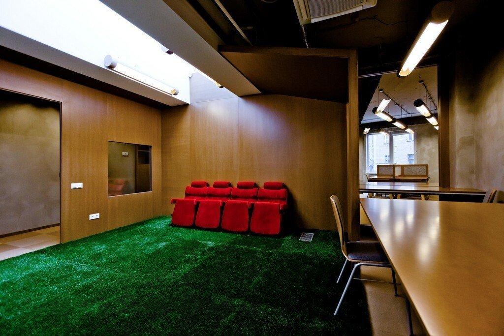 上海办公室装修中照明设计的基本原则有哪些