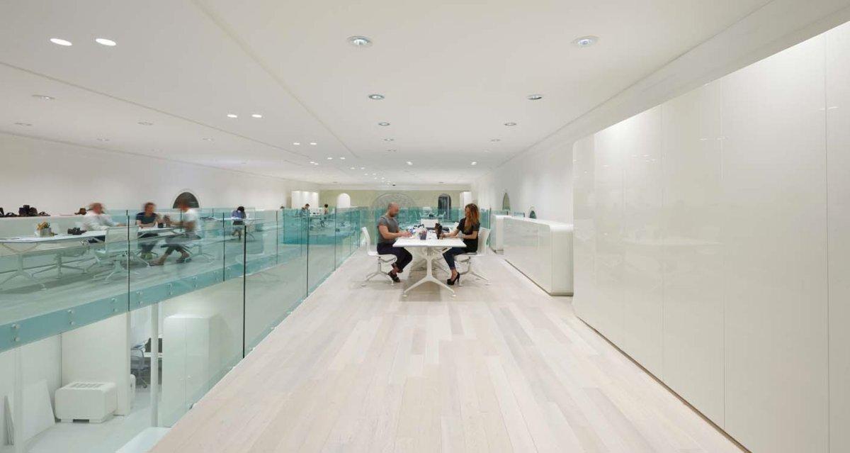 上海办公室装修设计的灵魂-平面设计布局(三)