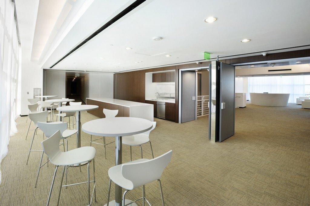 配套服务空间在上海办公室装修设计中如何应用