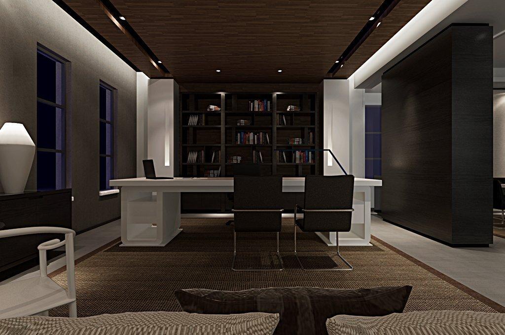 在上海办公室装修中空调功率和房间面积的换算关系