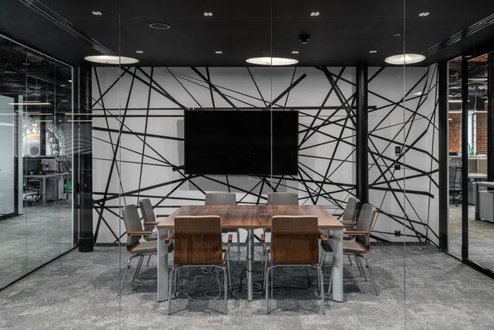 科莱恩办公室装修设计