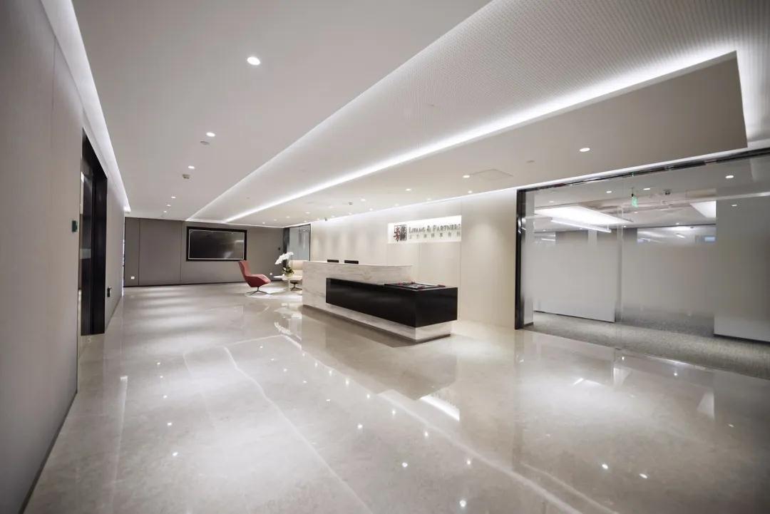 立方律师事务所-上海办公室设计装修