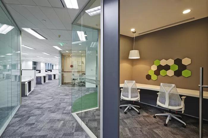 恒天然生物总部办公室装修设计