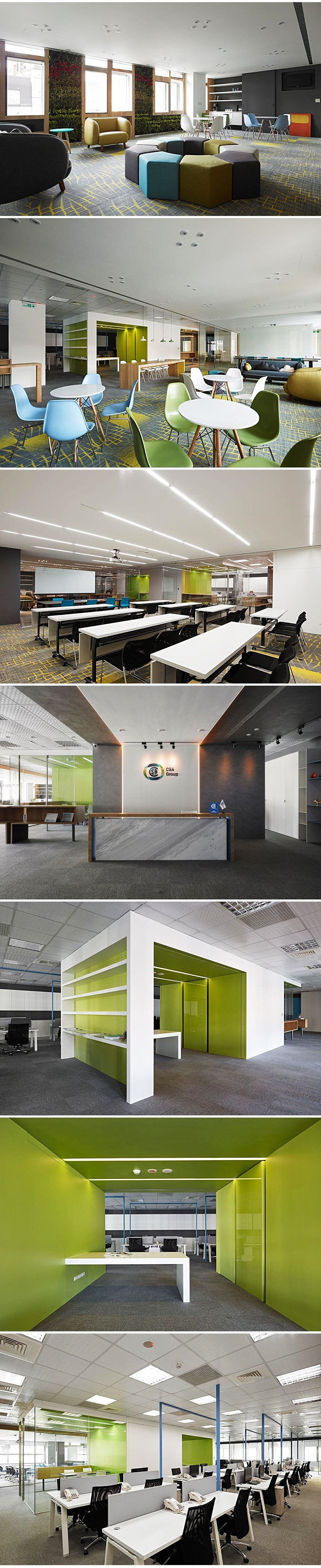 加华美认证-上海办公室装修