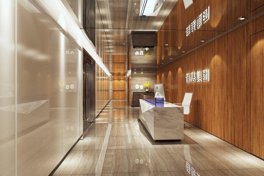 恒基集团-办公室设计
