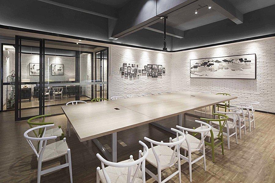 百舜科技-上海办公室设计