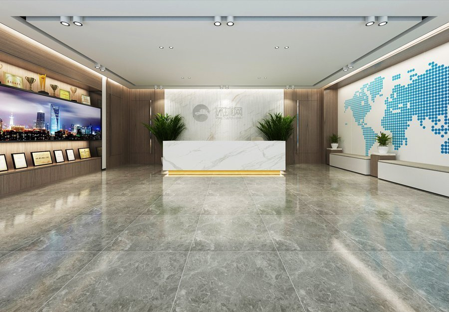 环球网-上海办公室设计装修