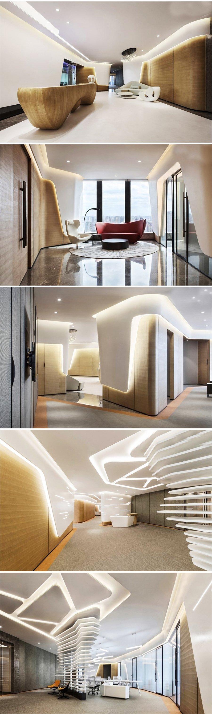 斯伦贝谢-上海办公室装修