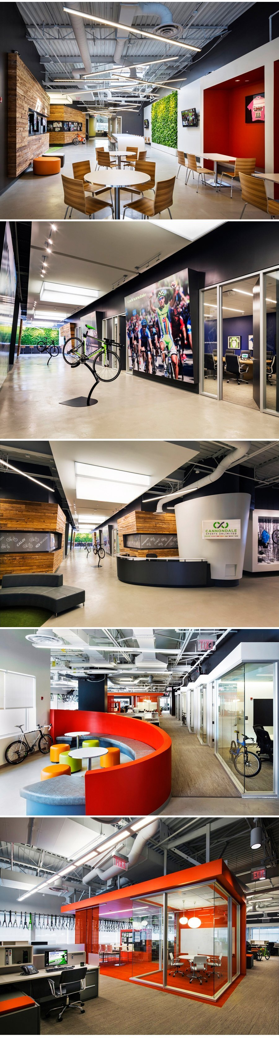 茵特体育-上海办公室装修设计