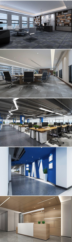 晶科光伏-上海办公室装修