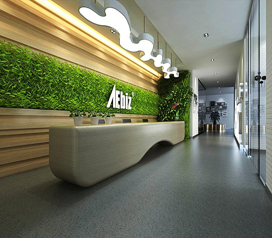 埃摩森人力资源-上海办公室装修