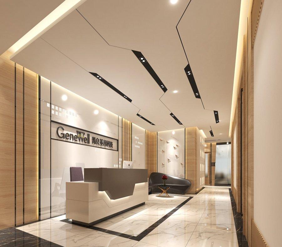 菁良基因-上海办公室设计装修
