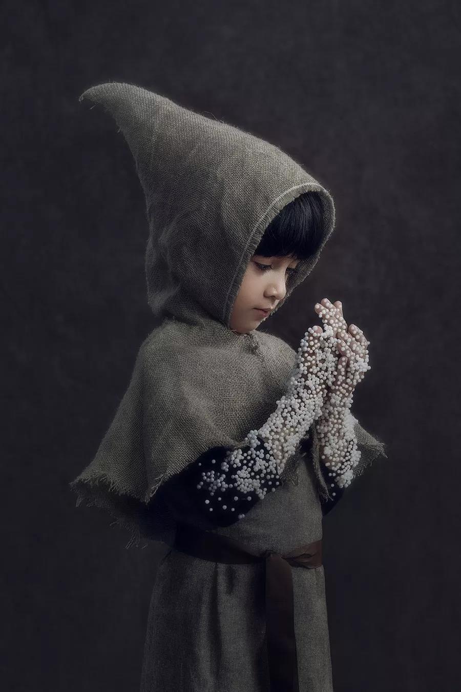 儿童艺术照