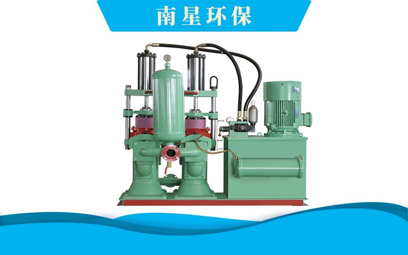 YB-200陶瓷双缸柱塞泵出厂测试