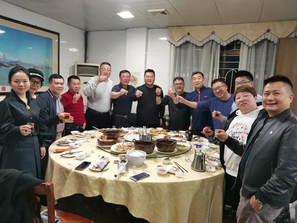 乾元商學東莞研學之旅紀實