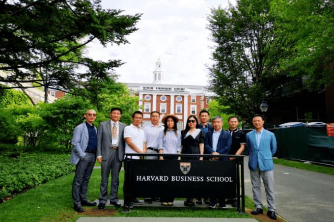 哈佛大学博士后访问学者项目