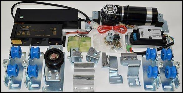 贺多龙FT600控制器