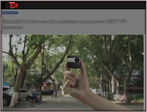 Nico360相机海外众筹传播项目