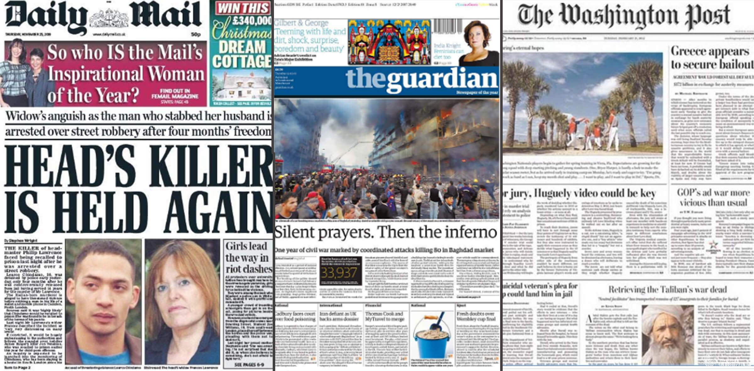 海外PR值得收藏的一份全球报纸名单
