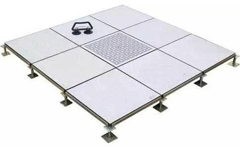 机房工程中抗静电地板的作用与种类