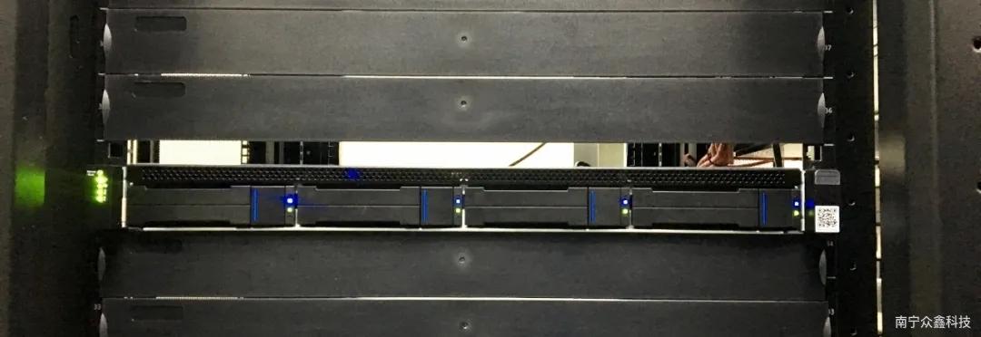 全球最小机架式统一存储Infortrend GSe Pro运行在陆家嘴金融界