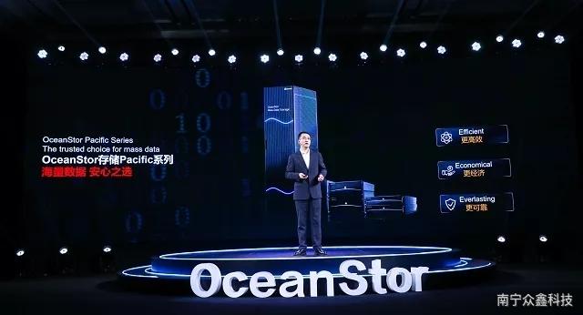 2020年第一季度海量存储市场:华为继续稳居中国区第一