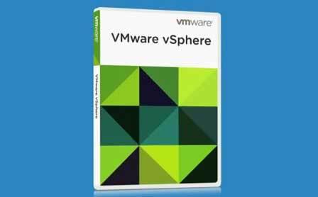 VMware服务器虚拟化软件— vSphere