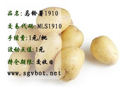 马铃薯1910