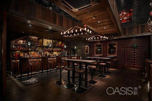 音乐餐厅桌椅20