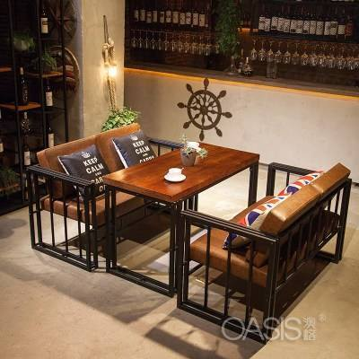音乐餐厅桌椅18