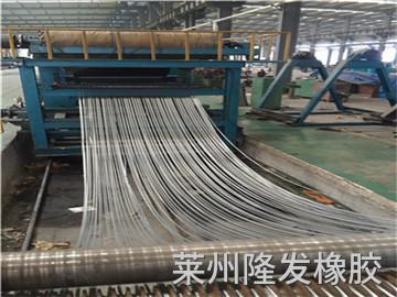 钢丝绳芯胶带