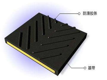 防滑橡胶输送带