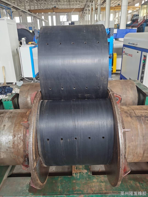 耐高温提升机钢丝输送带