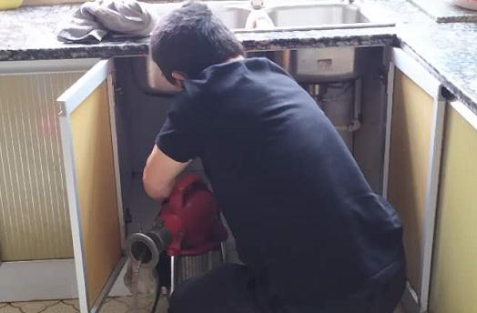 厨房下水道疏通