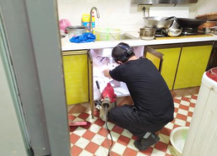 什么能溶解厨房下水道油脂?