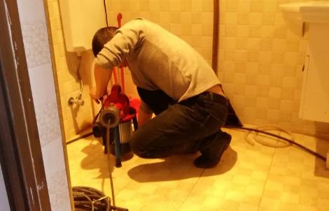 管道疏通专家谈高压清洗技巧