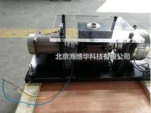 小電機高轉速測試臺完成交付客戶
