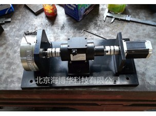 小量程高轉速電機測試臺